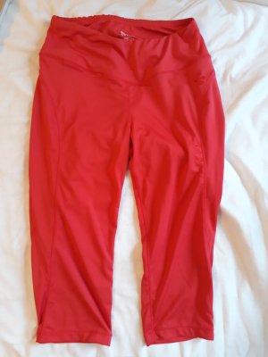 Crivit Pantalone da ginnastica rosso