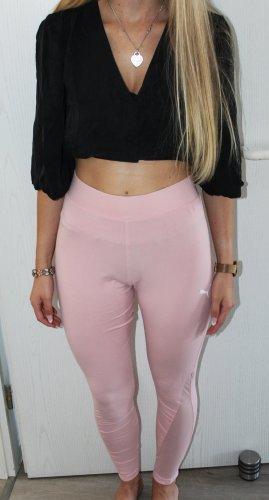 Puma Pantalon de sport rose