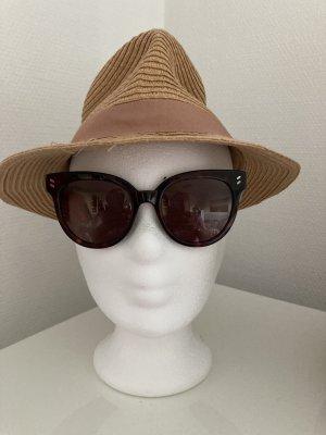 Stella McCartney Gafas de sol redondas marrón-marrón claro