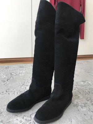 Neue Stiefeln mit Pelz drinnen von Salvatore Ferragamo