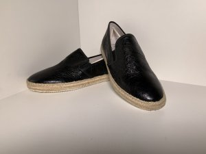 Stokton Slip-on Sneakers black leather