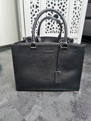 Neue Strenesse designer Premium Tasche np 699€ echt leder business tasche