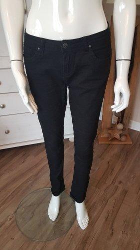 Denim Co. Pantalone elasticizzato nero