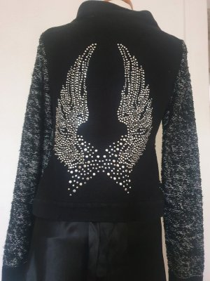 Laura Scott Crewneck Sweater black