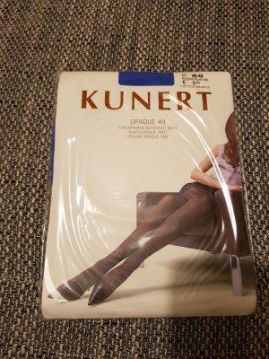 neue strumpfhose blau kunert gr 40/42