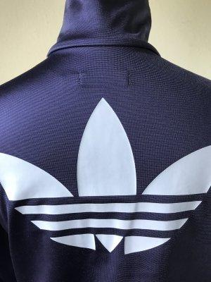 Adidas Sports Jacket dark violet