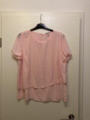 Alba Moda Blouse met korte mouwen rosé-lichtroze
