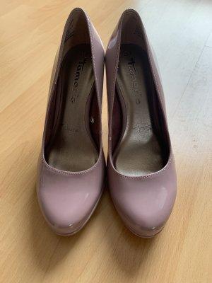 Neue Tamaris Schuhe in Flieder