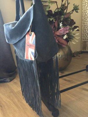 Neue Tasche mit Fransen