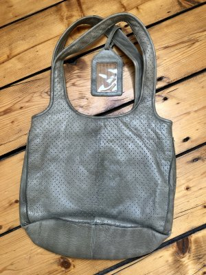 Cowboysbag Handbag sage green leather