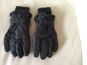 Identic Gants thermiques noir polyester
