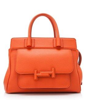 Neue Tod´s Bags DoubleT-Satchel in Orange