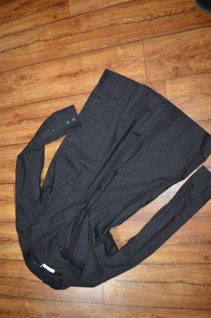 Neue tolle schwarze Longbluse Nakd Gr. 40