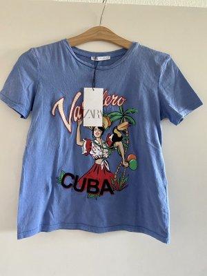 Neue tolle Sommer Shirt Gr S Zara