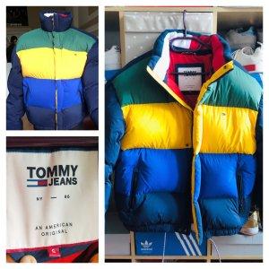 Tommy Jeans Doudoune multicolore