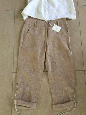 Gunex Tradycyjne spodnie jasnobrązowy