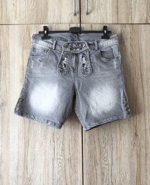 Spieth & Wensky Pantalon bavarois gris
