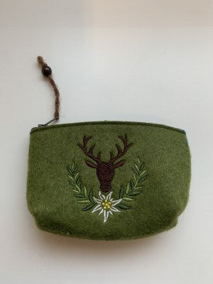 Traditional Bag forest green