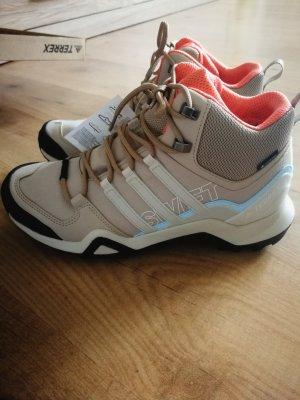 Adidas Stivaletto stringato beige