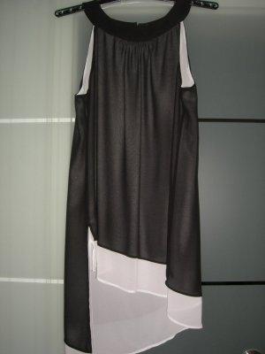 Neue tunika in weiß/schwarz
