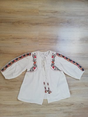 Springfield Tunic Blouse natural white