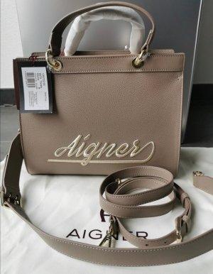Neue ungetragene Aigner Leder Tasche Gloria M NP 599 €
