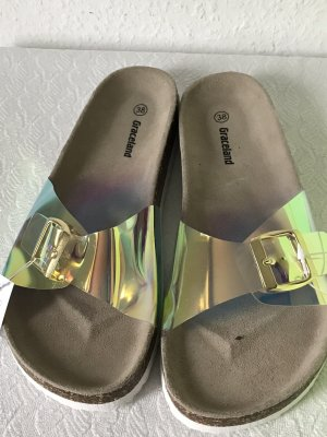 Neue ungetragene bequeme Sommer Sandalen