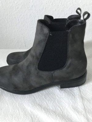 Görtz Shoes Botines Chelsea gris