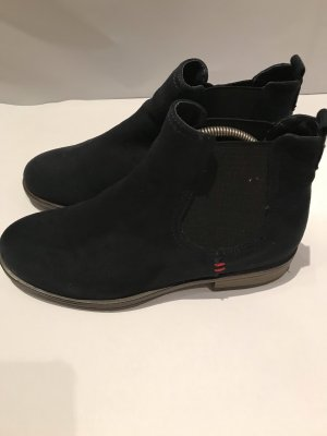 Graceland Short Boots dark blue
