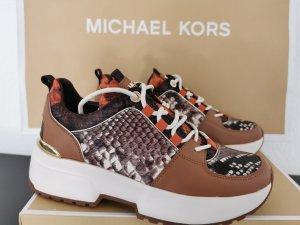 Neue ungetragene Michael Kors Sneaker Cosmo Trainer Gr. 37 NP 230€
