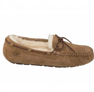 UGG Pantuflas marrón claro-marrón
