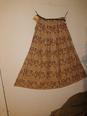 Miss Via Jupes-culottes doré coton