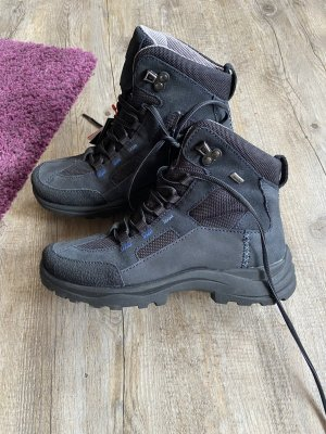Rohde Aanrijg laarzen zwart