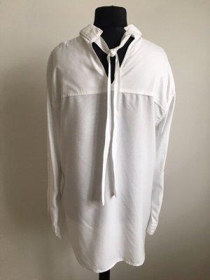 Neue weiße Bluse, Bella Dahl, Gr L.