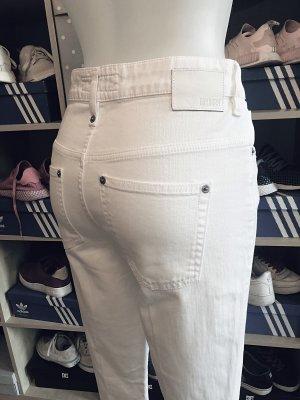 Neue weiße Drykorn Jeans XS/S