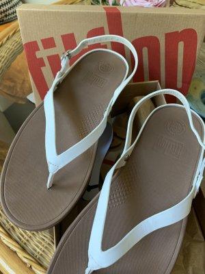 Neue Weiße Sandale von Fitflop