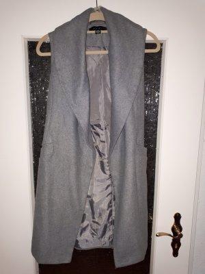 Amisu Long Jacket grey