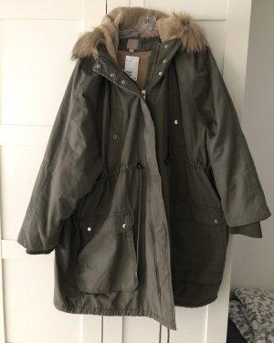 Neue Winterjacke von H&M