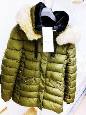 Neue Winterjacke von Zara