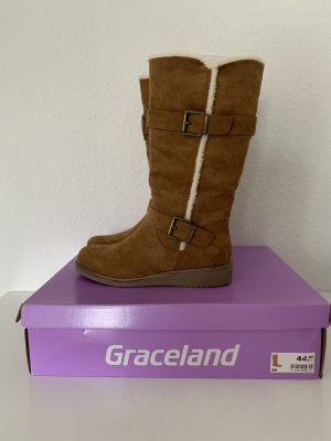 Graceland Winter Boots multicolored polyester