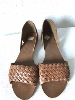 Görtz Sandały rzymskie brązowy