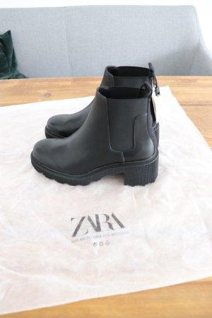 Neue Zara Chelsea Ankle Boots von Zara Größe 38