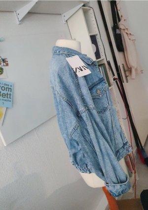 Neue Zara Jacke oversized