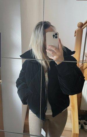 Zara Kurtka zimowa czarny