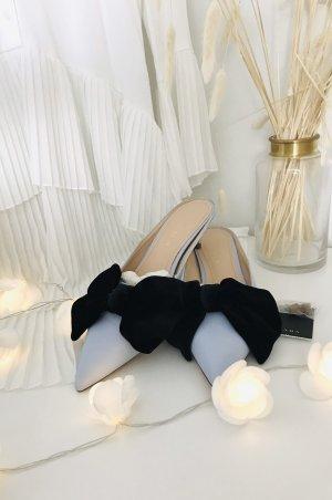 Neue Zara kitten Heels