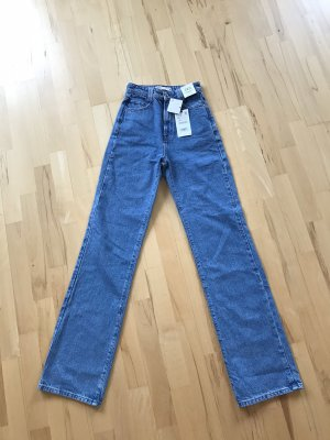 Neue Zara Straight Full Length Jeans