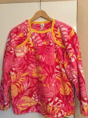 Trouser Suit multicolored cotton