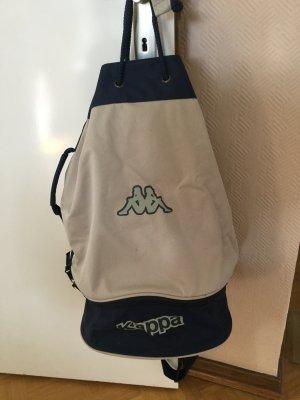 Kappa Trekking Backpack dark blue-oatmeal