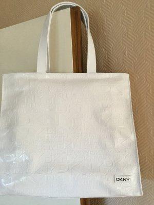 DKNY Shopper blanc