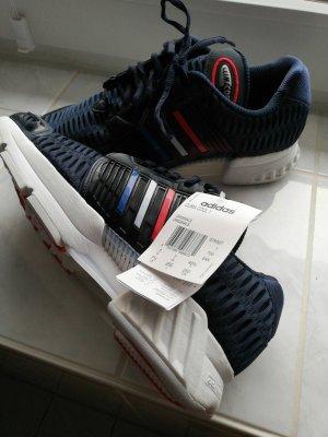 neuer ADIDAS-Sneaker mit Frischesohle+++blau mit Hilfiger-Farbstellung+++nagelneu+++